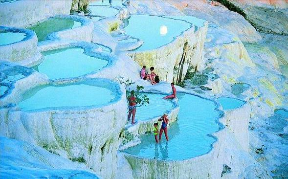 'Cotton Castle' Pamukkale